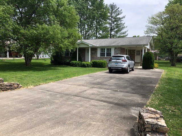 Brick Ranch home for sale in Albany, Kentucky
