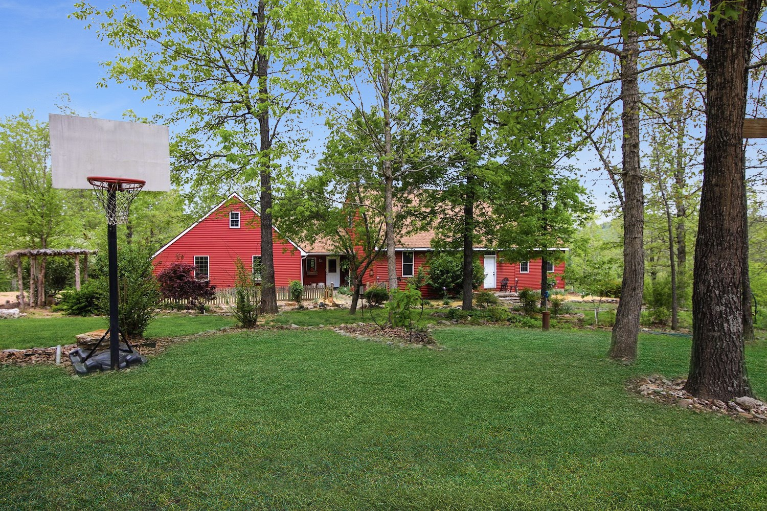 Beautiful Country Home Next to Active Creek for Sale