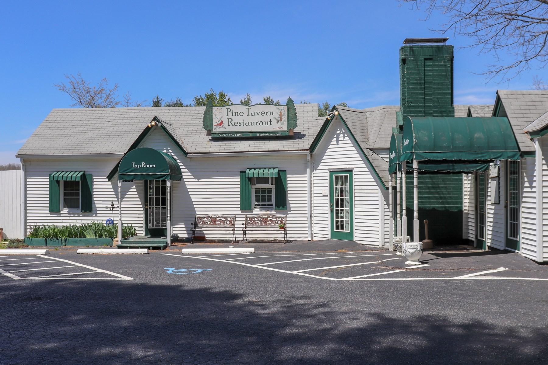 Historic Restaurant for Sale in Floyd VA!