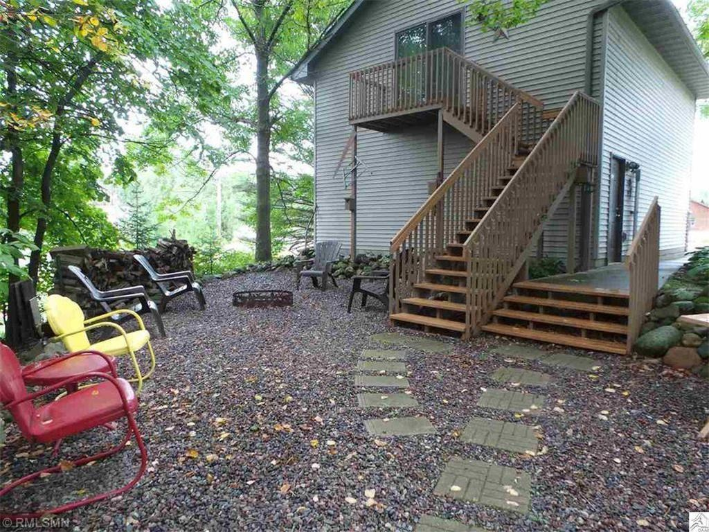 For Sale Lake Cabin with Guest House, Sturgeon Lake, MN