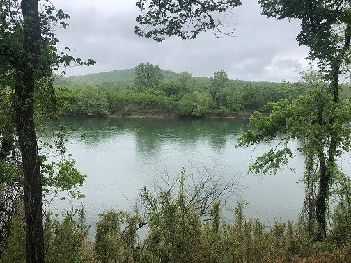 RIVER LOT IN NORFORK, ARKANSAS PRICED TO SELL!