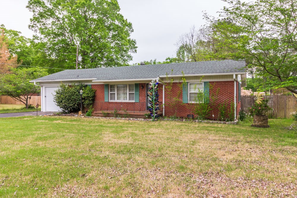 Nice Brick Home in a Great Location, Hwy 64, Selmer, TN