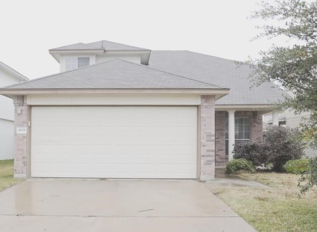 3 Bedr 2.5 Bath Home for Sale Killeen TX Bridgwood Sub
