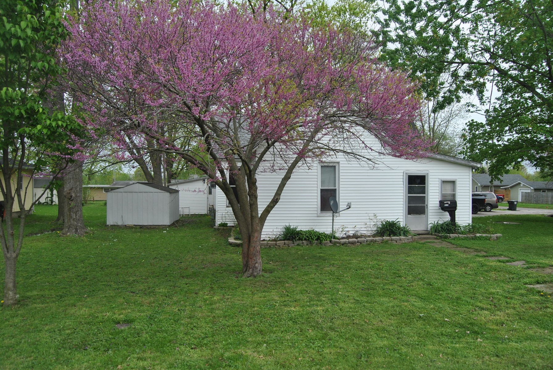 Investment Property,  Marshall, IL