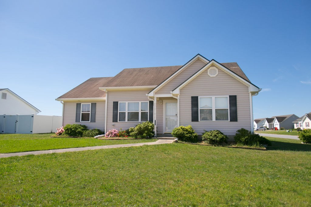 Elizabeth City NC Home in City Limits