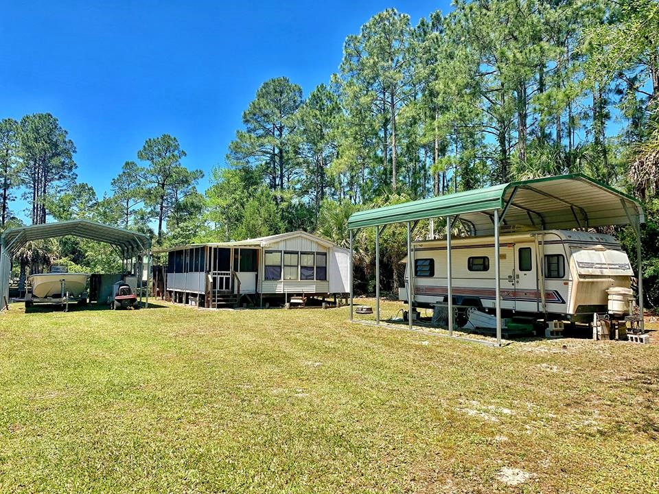 SUWANNEE FLORIDA WATERFRONT PROPERTY FOR SALE