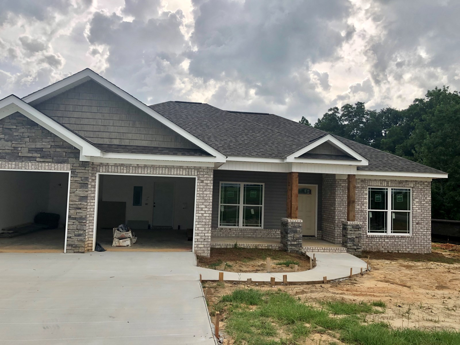 3B/2B NEW CONSTRUCTION N ST HWY 103, SLOCOMB, ALABAMA