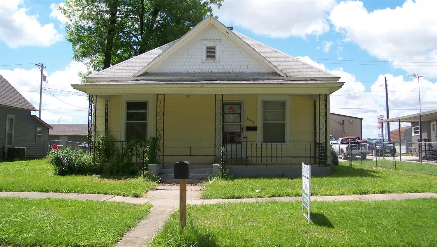 House for Sale Chanute, Kansas