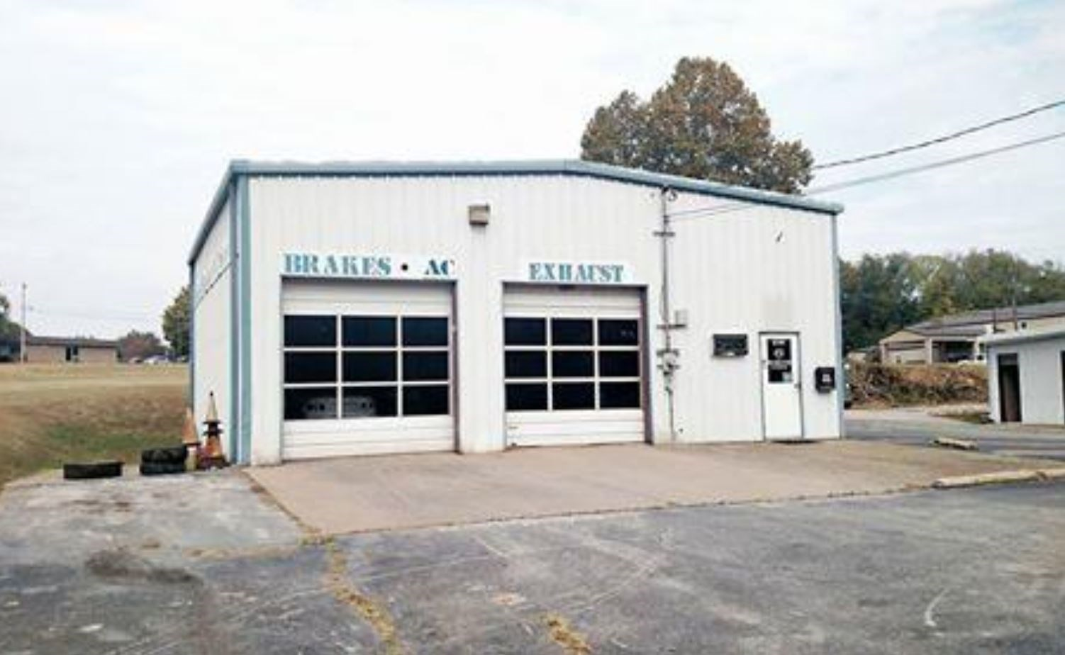 Commercial Property for Sale in Columbia, Tennessee