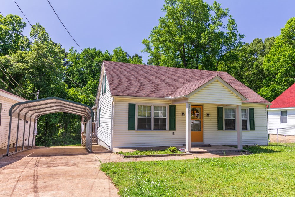 Affordable Starter Home in Town, Selmer, TN