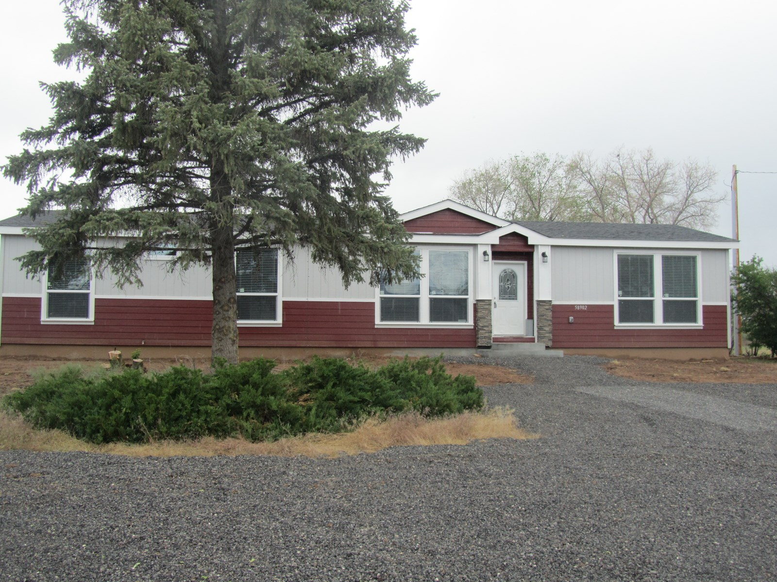 Home With Views For Sale in Collbran, CO on a Half Acre Lot