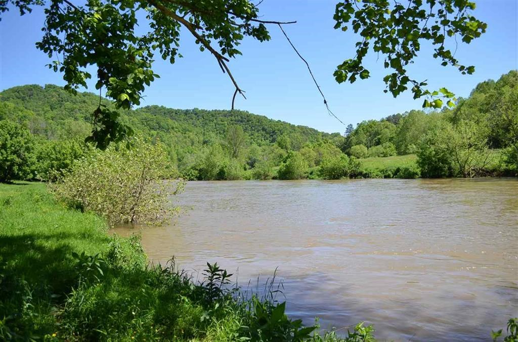 Riverfront Acreage for Sale Sneedville, TN- Hancock County