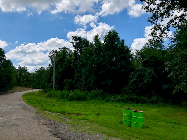 Wooded acreage near Mena, AR