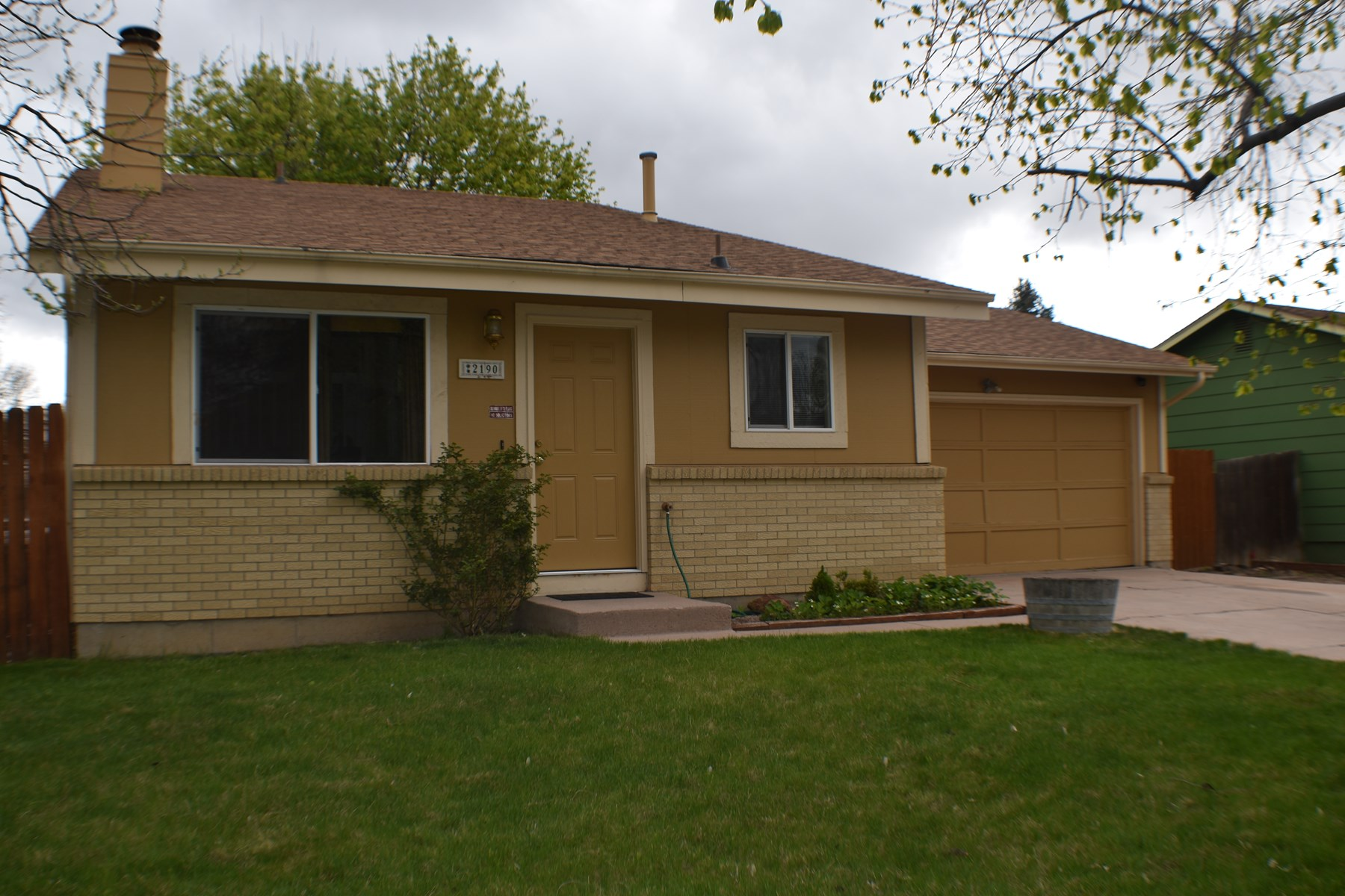 Home on a Corner Lot for Sale in Colorado Springs, CO