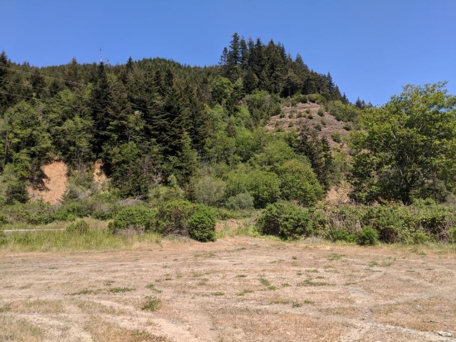 Hunter Creek frontage Land for Sale