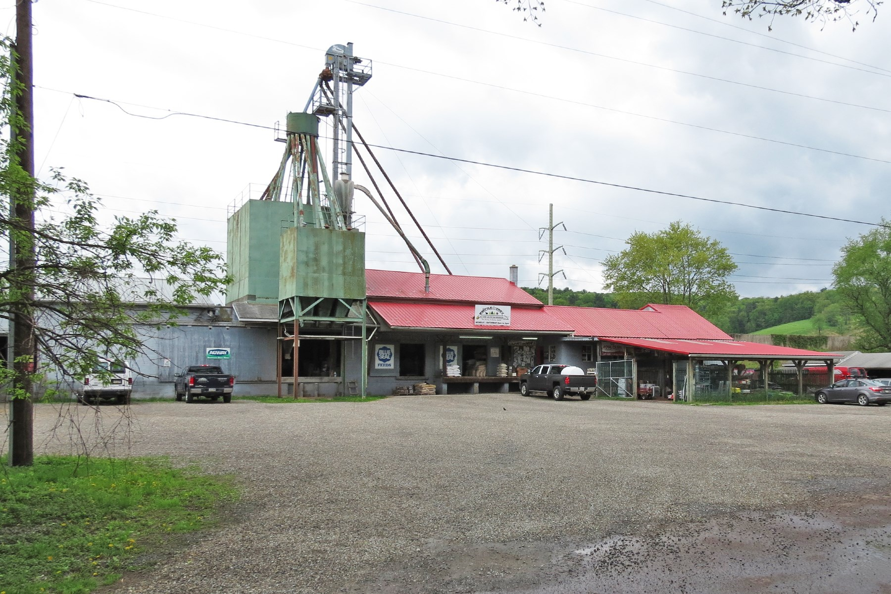Feed & Ag Turnkey Business for Sale Lycoming County, PA