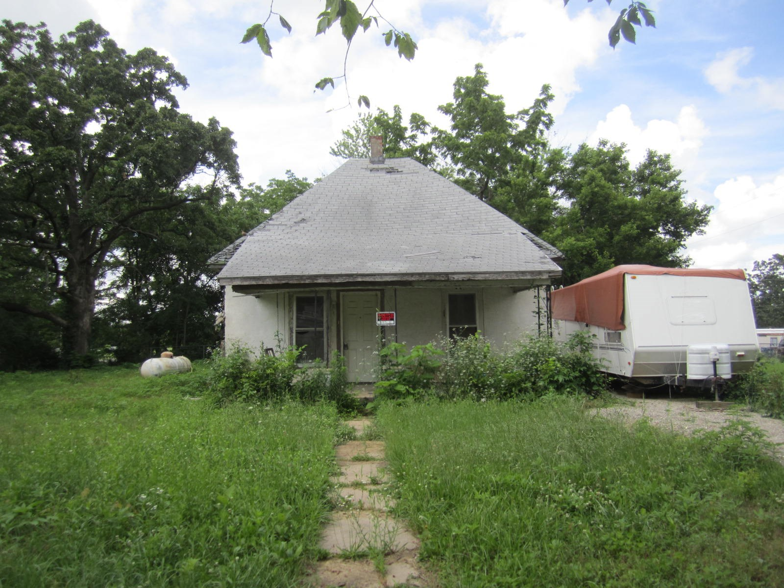 House for sale in Conway, Mo, Fixer upper, Investment