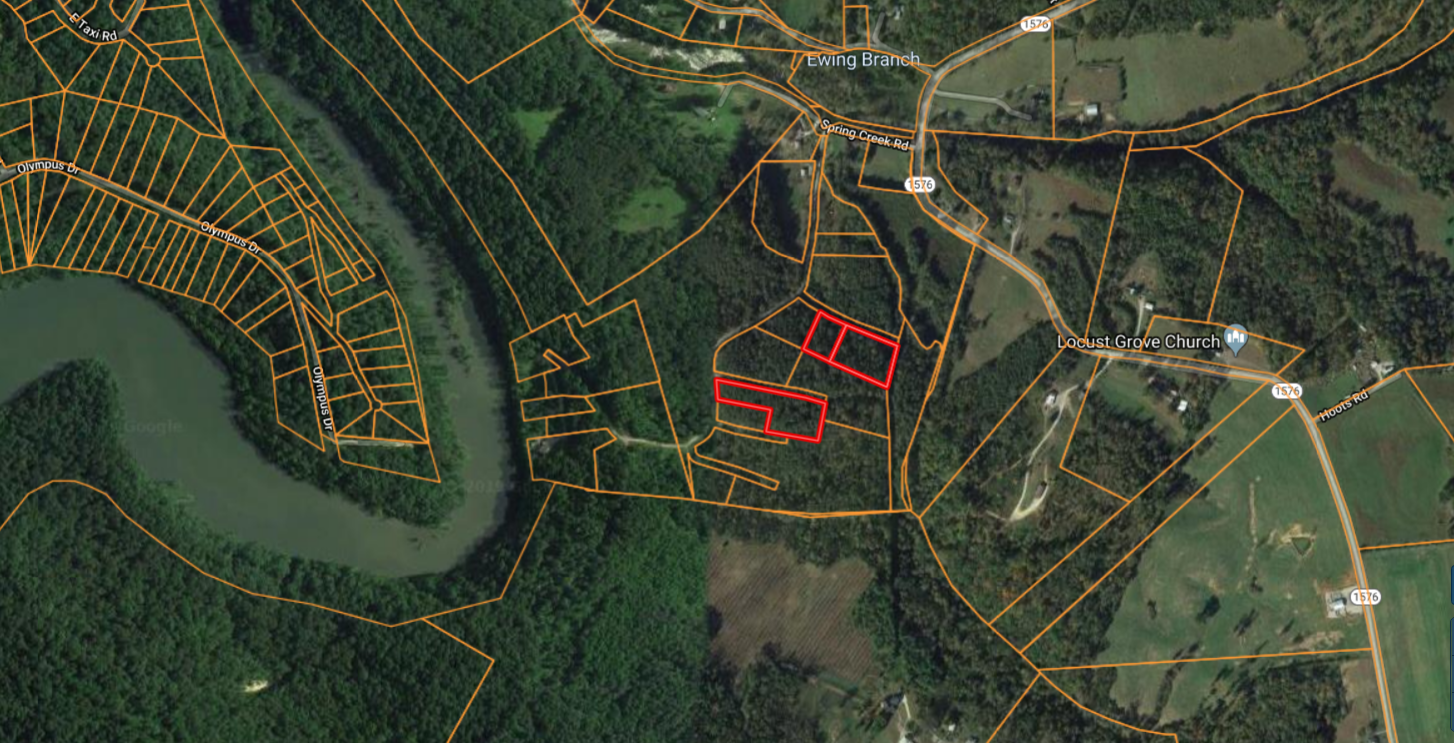 Building sites for sale near Albany, Kentucky