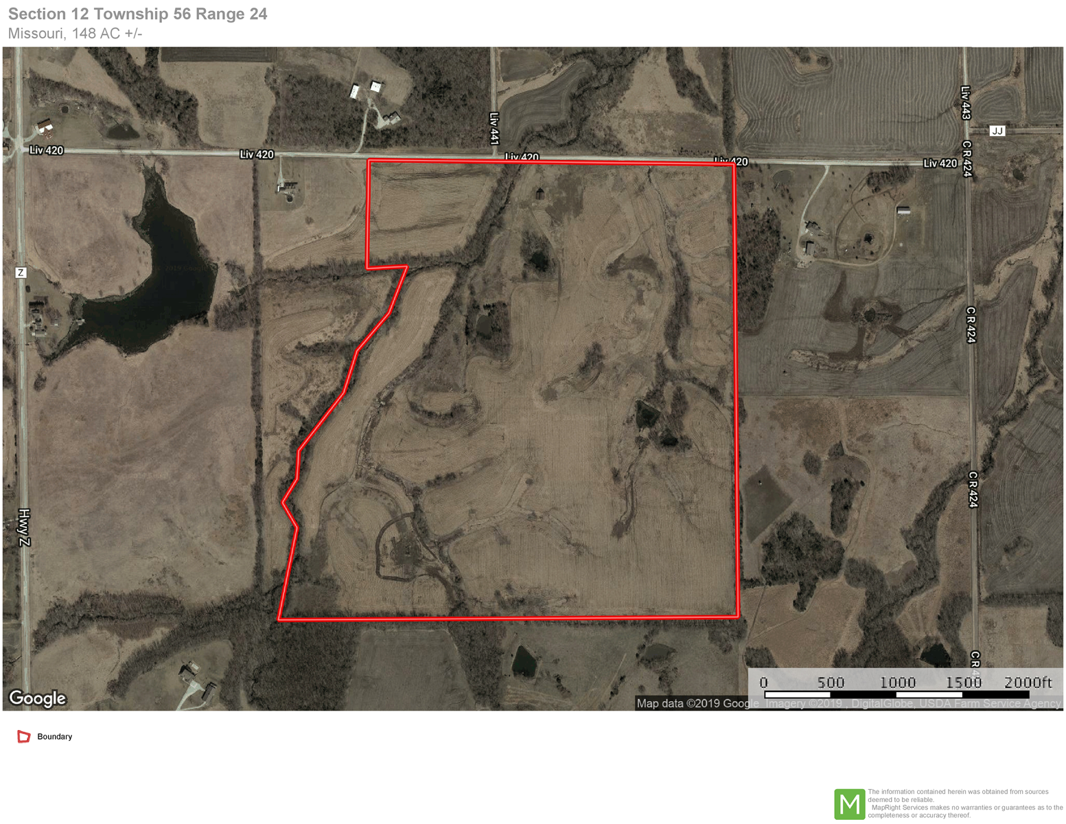 Farm For Sale! Or 6+ Acre Building Lots Available!