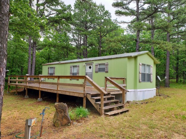 Cedar Lake Cabin & 5 Acres Adjoining National Forest