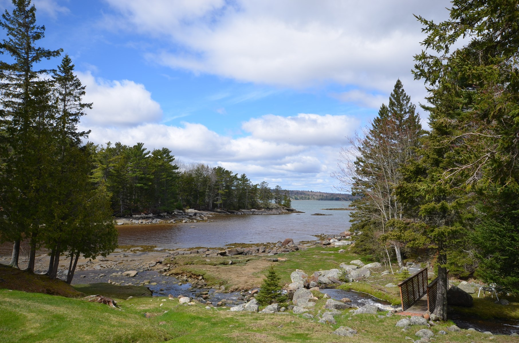 Bay Front Home for Sale in Sullivan, Maine
