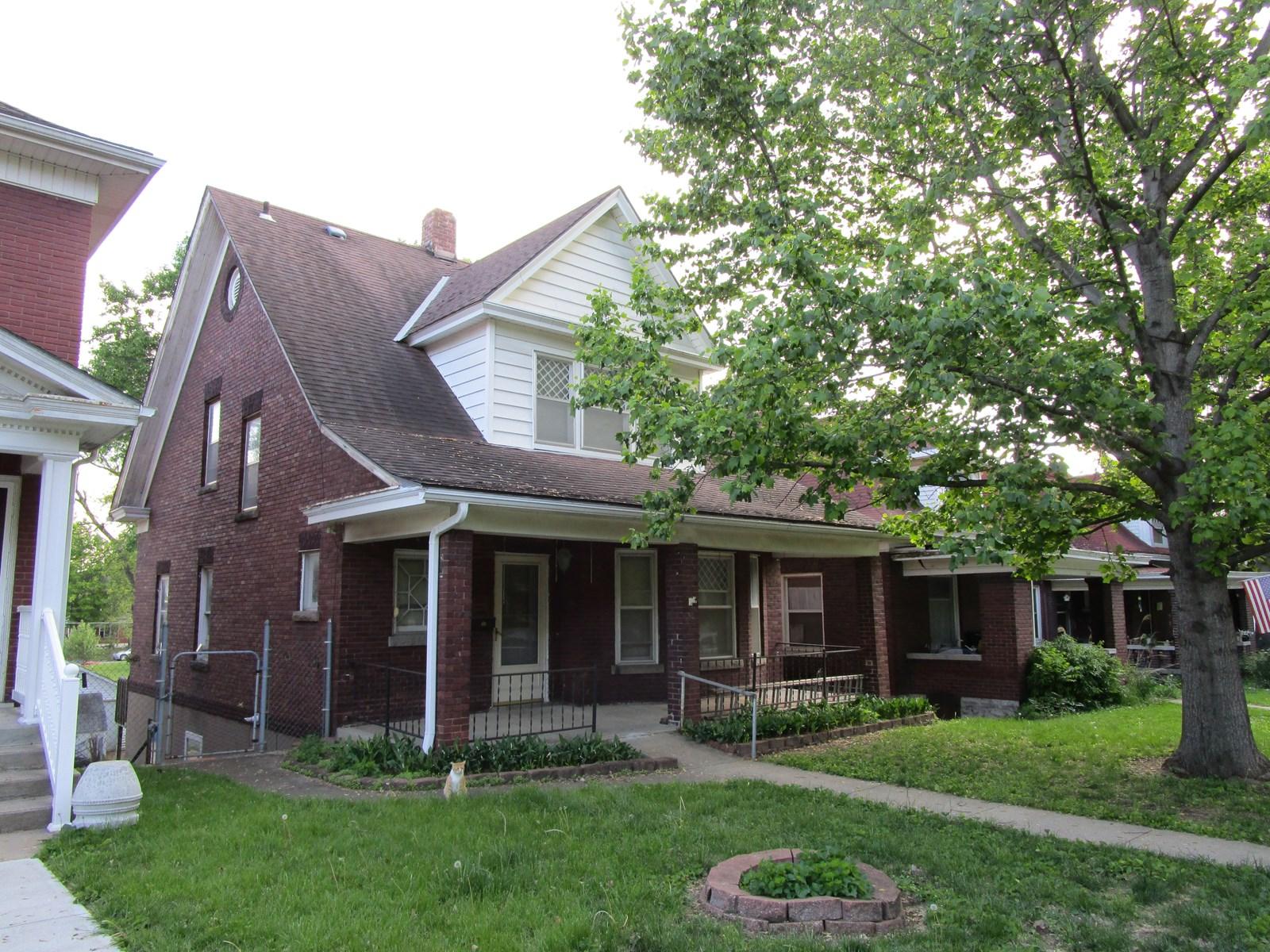 2 Story Brick Home Atchison KS