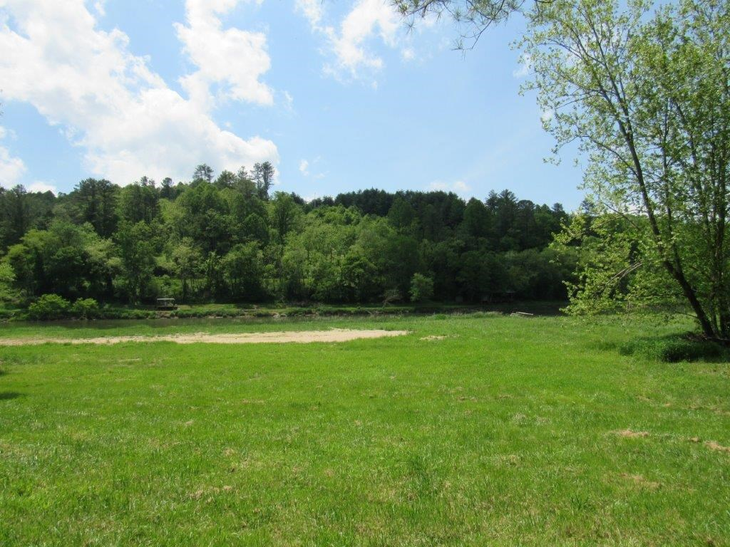Land on the New River for Sale at Auction Near Galax VA in Grayson County VA