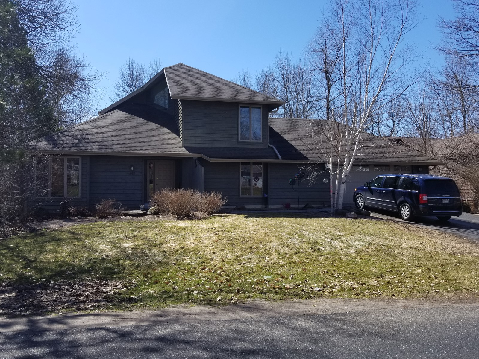 Waupaca Riverfront Home for Sale