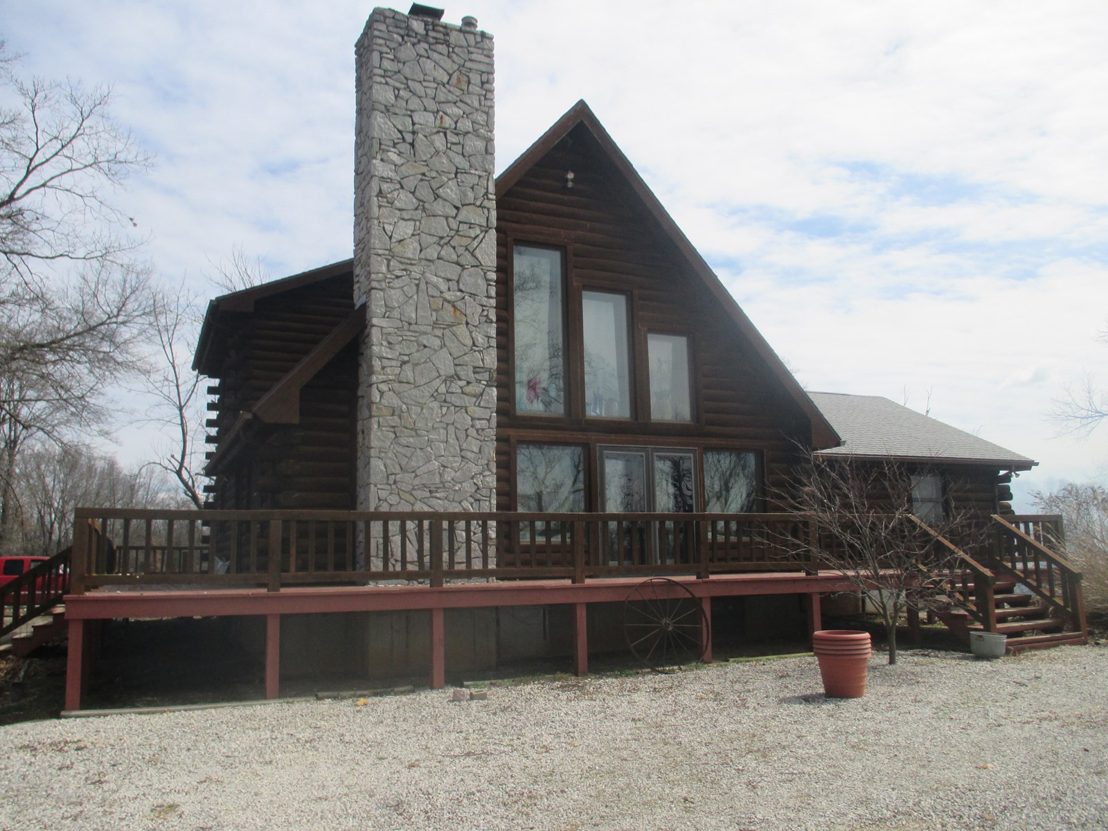Log Home For Sale in Dadeville, Mo