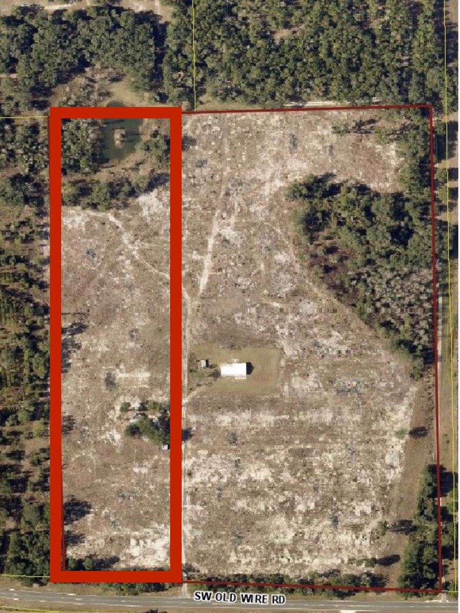 10 BEAUTIFUL ACRES IN FORT WHITE, FLORIDA