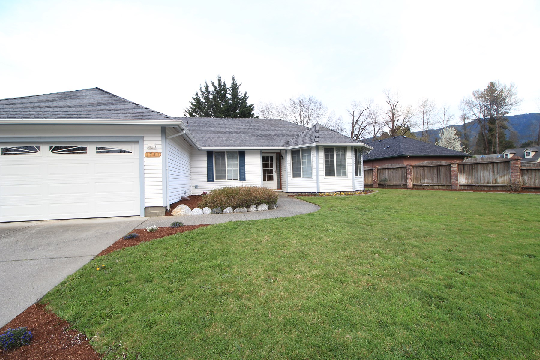 Well Maintained House in the Town of Grants Pass Oregon