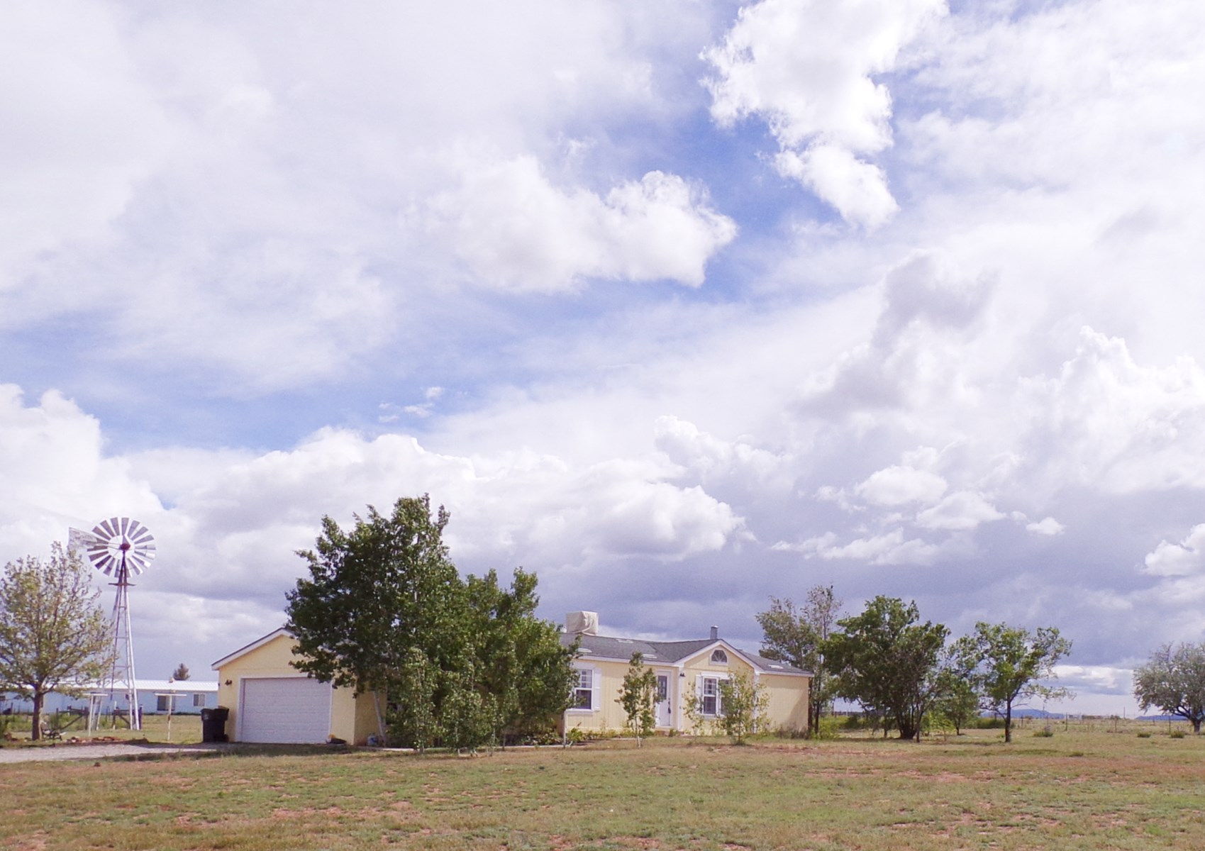 Rural Country Home Moriarty NM 2 Acres For Sale