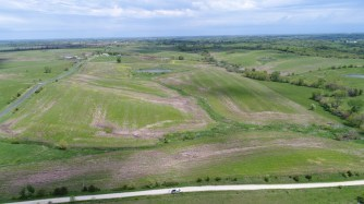 218 Acres Row Crop, Hunting, Stocked Ponds, Perimeter Fenced