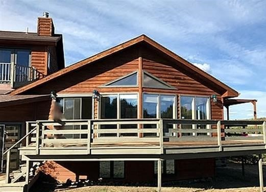 LogHill Home, Horse Property/Hobby Farm For Sale in Colorado