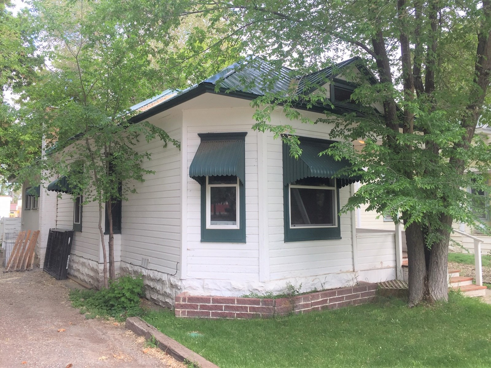 Two Homes in Downtown Montrose Colorado For Sale