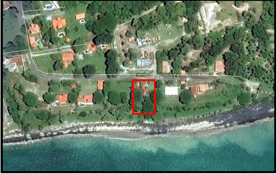 BEACH FRONT HOUSE FOR SALE IN COSTA ESMERALDA SAN CARLOS PTY