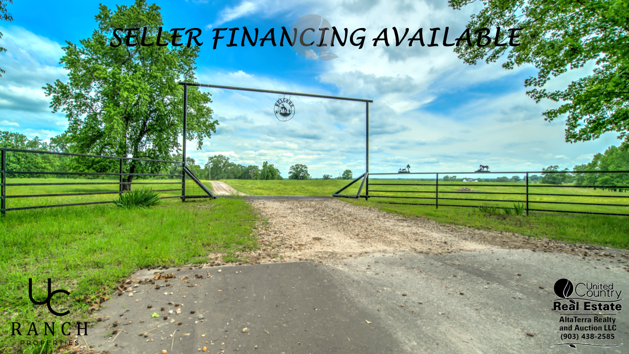 Large Cattle Ranch Hunting Land For Sale Texas
