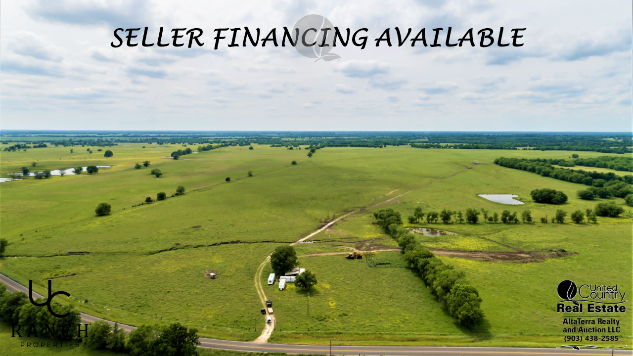 Hunting Cattle Ranch For Sale Clarksville Texas