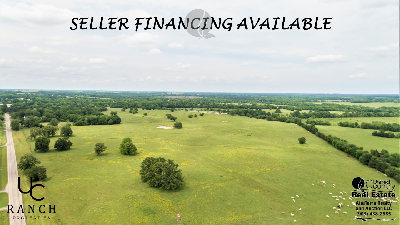 Cattle Ranch & Hunting Land For Sale Annona Texas
