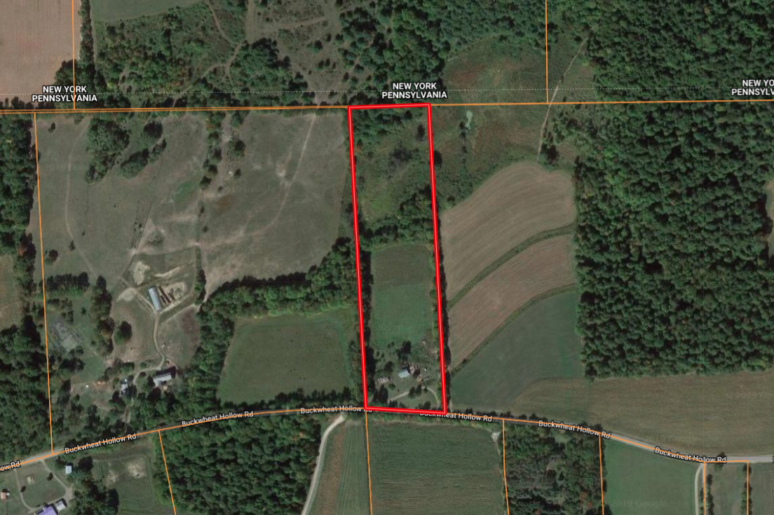 10 Recreational Acres For Sale Tioga County, PA
