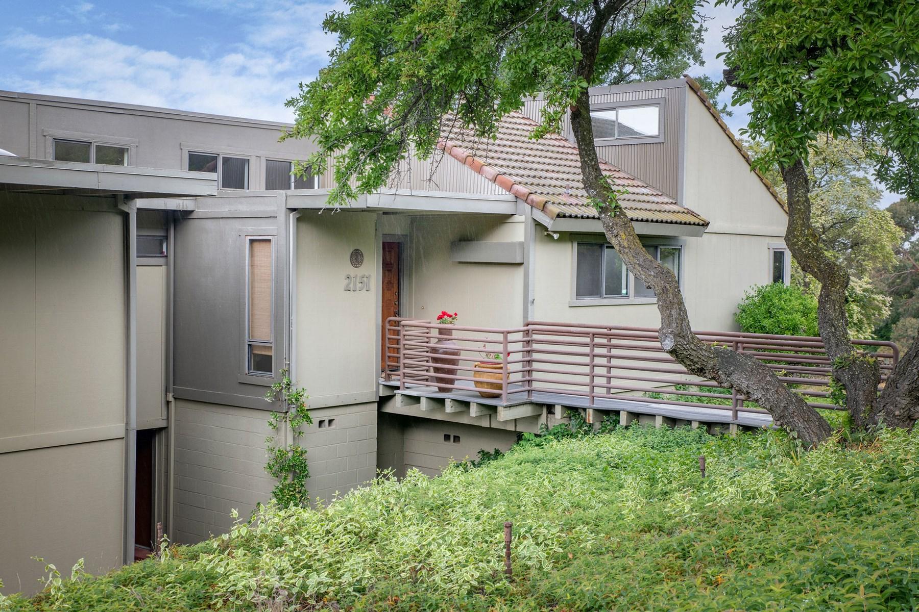 Contemporary Split Level Elegantly Designed Country Home