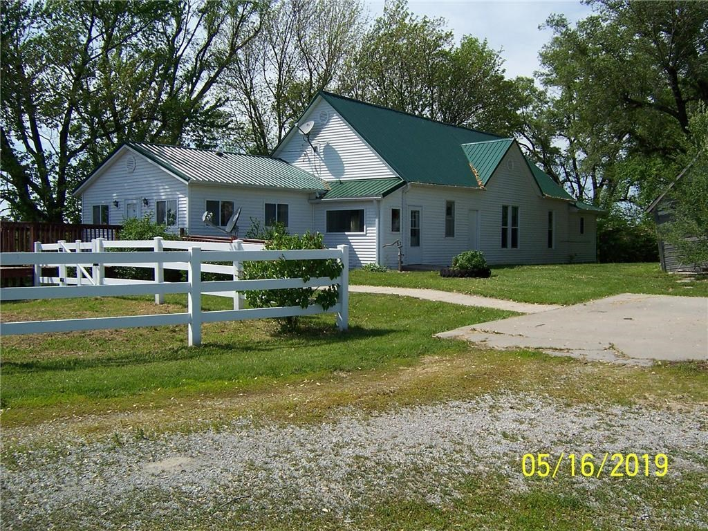 Farmhouse Charm! 3 bed Home on 3.88 Acres with Fruit Orchard