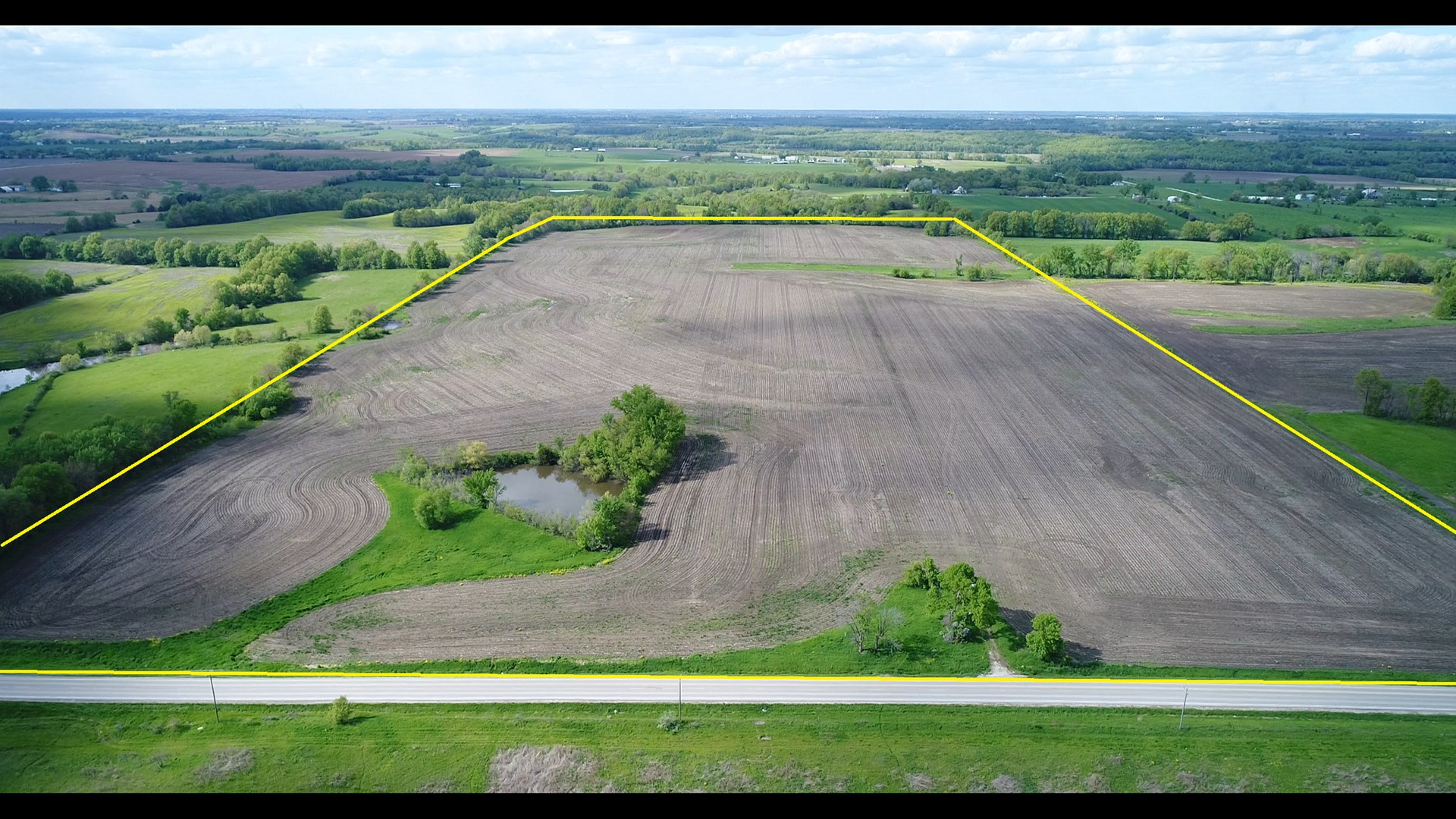 FARM FOR SALE NORTHERN MO, TILLABLE ACREAGE, INCOME PROPERTY