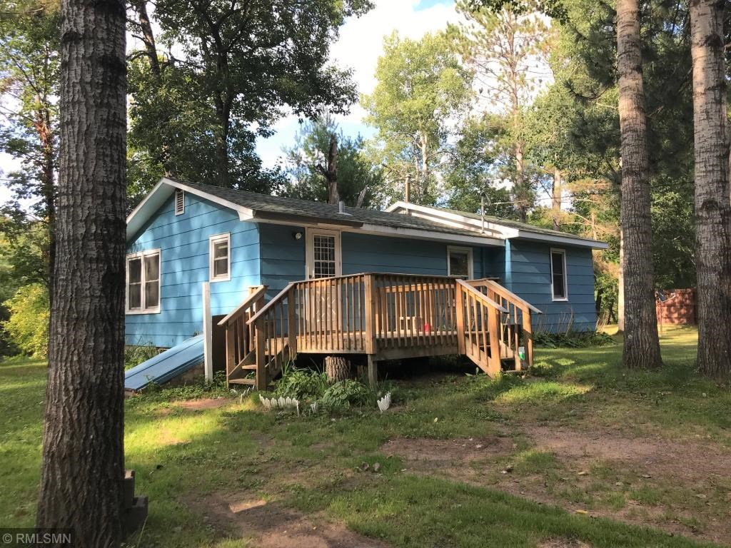 Riverfront Cabin for Sale on the Snake River, Pine City MN