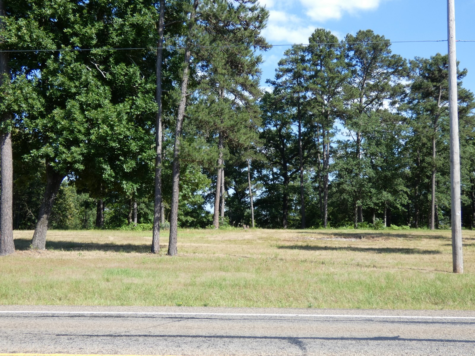 1.5 ACRES COMMERCIAL - RESIDENTIAL HAWKINS TEXAS WOOD COUNTY