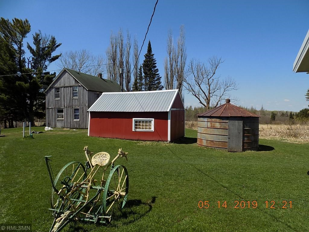 80 Acres For Sale, Farmhouse, Outbuildings, Bruno, MN Farm