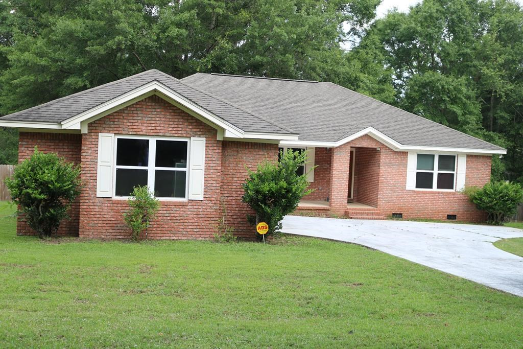 3B/2B HOME FOR SALE TOWN OF HEADLAND, ALABAMA