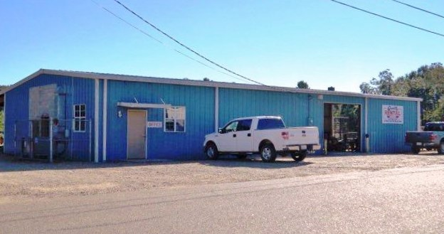 Commercial Building 8 Acres for Sale McComb, Pike County, MS