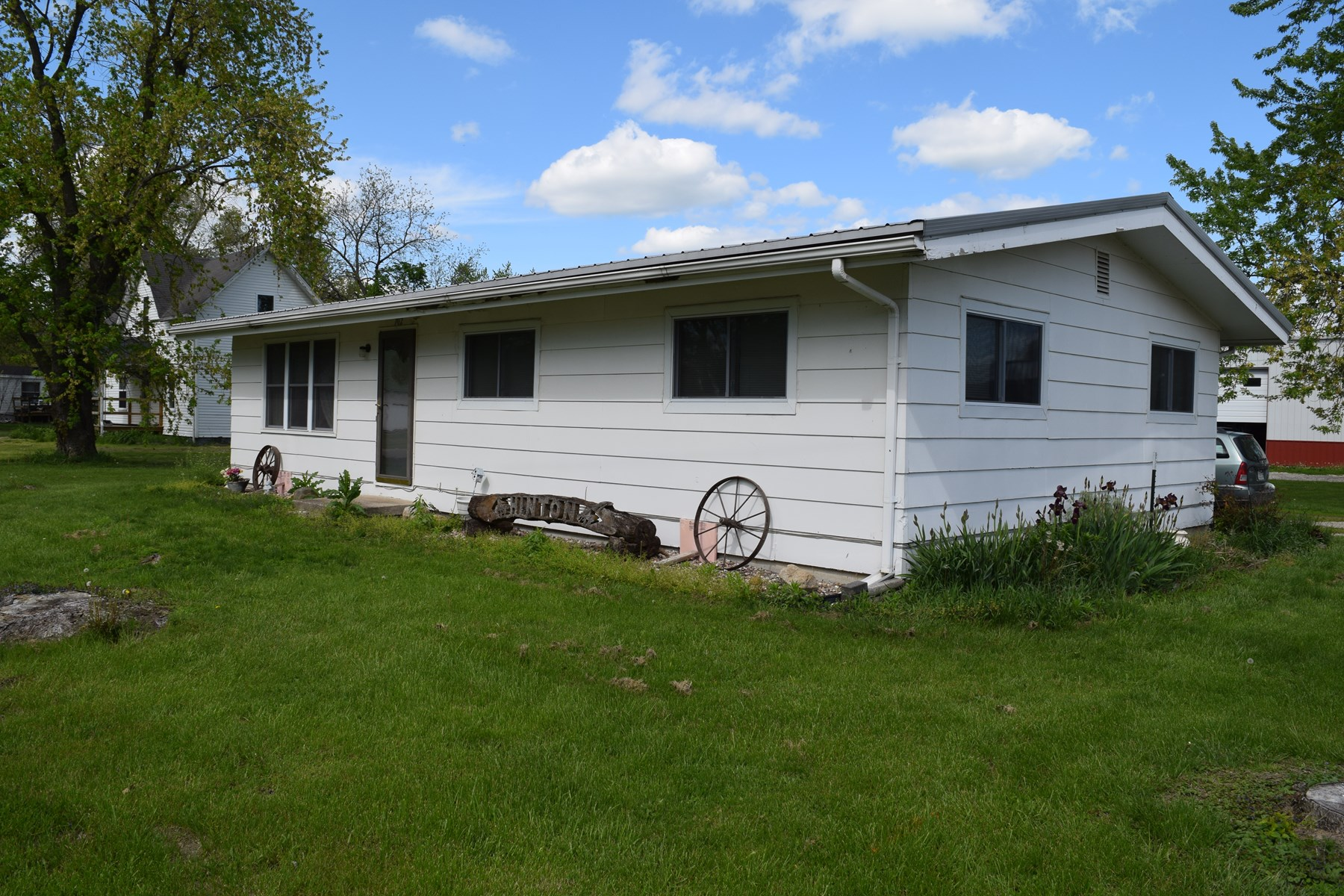 Ranch home for sale near City Park in Queen City, Missouri