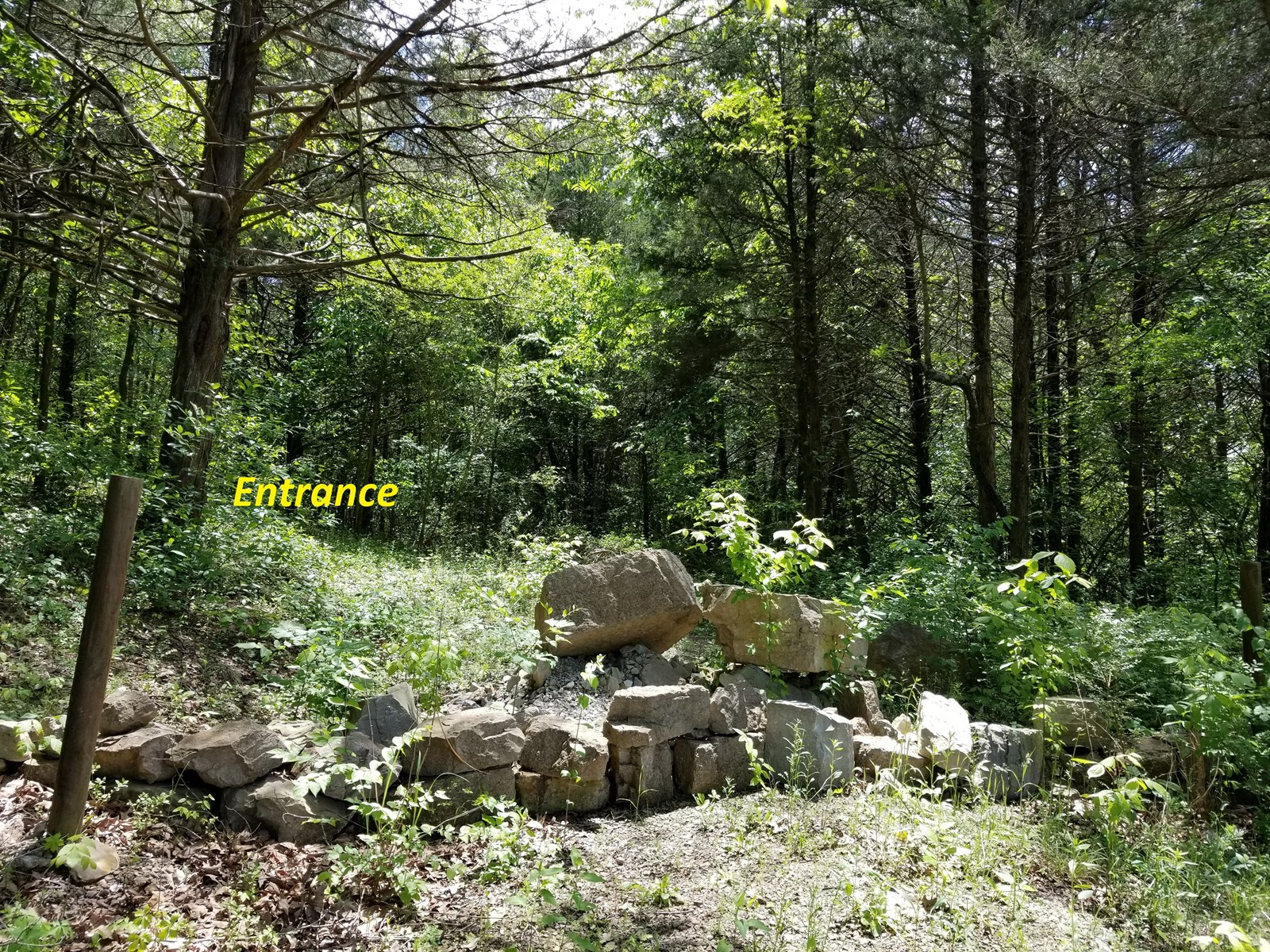 LAND OVERLOOKING WHITE RIVE IN COTTER AR FOR SALE